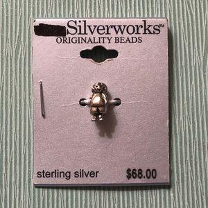 NWT Belk Silverworks Originality Bead